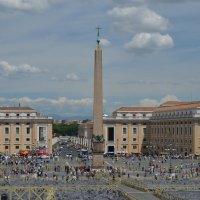 Ватикан :: Лариса Заря