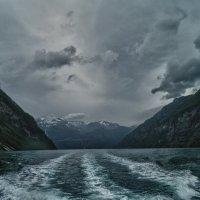 Морская прогулка :: Светлана Игнатьева