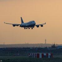 Boeing 747 - Transaero Airlines :: Денис Атрушкевич