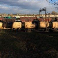 Железная дорога :: Виктория Козлова