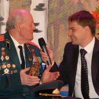 Разговор с ветераном :: Александр Буянов