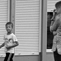 Мальчишеский взгляд :: Леонид Шаян