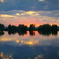 Москва-река :: Елена Симакова