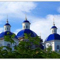 Купола. Кашин, Тверская область :: Рамиль Хамзин