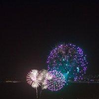 Салют в честь дня независимости :: Edik Kaverin