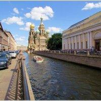 Санкт-Петербург(канал Грибоедова) :: Татьяна Осипова(Deni2048)