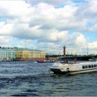 Санкт-Петербург :: Татьяна Осипова(Deni2048)