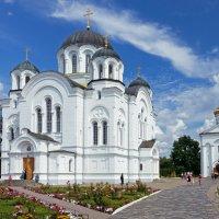 Спасо-Ефросиньевский монастырь.Полоцк. :: Александр Рамус