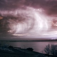 Солнечный ветер :: Alexander Varykhanov