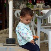 Маленький мыслитель. :: Чария Зоя