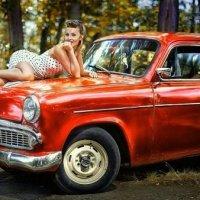 Pin-up  Яна :: Saule Yerdenova
