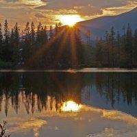 Double Sunset :: Roman Ilnytskyi