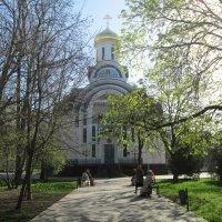 Церковь во имя Покрова Пресвятой Богородицы... :: Тамара (st.tamara)