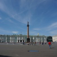 На Дворцовой площади :: Валентина Папилова