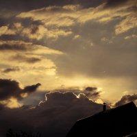 Небо :: Виктория Альшанец