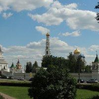 Николо-Угрешский монастырь. :: Александр Качалин