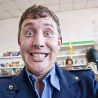 Crazy железнодорожник :: Антон Бояркеев