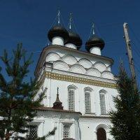 БЕЛОЗЕРСК, РАЙОННЫЙ ЦЕНТР :: Виктор Осипчук