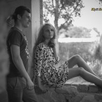 Первая любовь :: Юрий Кальченко