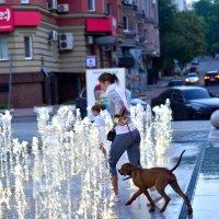 Лето, можно и охладиться) :: Ксения Базарова