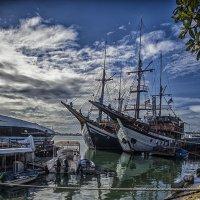 порт Беноа :: Александр