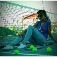 Тенис :: Евгений Рай