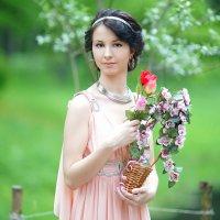 Прекрасная богиня Флора :: Anton Megofoto