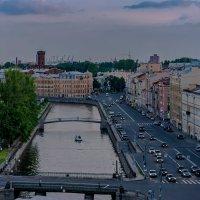 На пороге белой ночи (5) :: Владимир Горубин