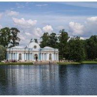 Грот (г. Пушкин, Царское село, Екатерининский парк) :: Алла А