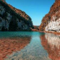 Плитвицкие озера.Хорватия. :: Александр Вивчарик