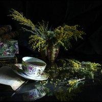 Невыпитый  чай. :: Валерия  Полещикова