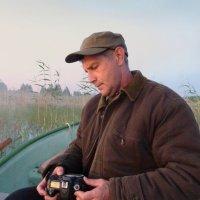 Утро на озере 1 :: Валерий Талашов