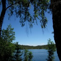 Еровское озеро :: Павел Зюзин