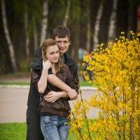 Любовь :: Дмитрий Матросов