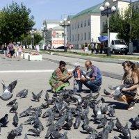 Летите голуби летите.... :: Анатолий