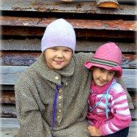 Две сестрички... :: Наталья Агеева