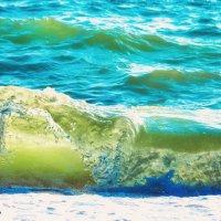 где море неспешно берег лижет... :: Солнечная Лисичка =Дашка Скугарева