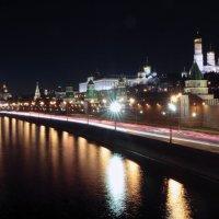 Ночная Москва :: OlegVS S
