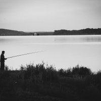 Рыбалка на рассвете :: Andrey Kondor