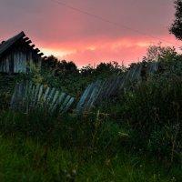 А закат у каждого в свой час... :: Ирина Данилова