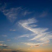 прямо в небо с облаками :: Валерия Бобровская