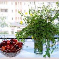 Любимая ягода :: Наталия Лыкова