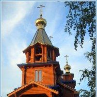 Церкви воздвигать- то свыше благодать. :: Валентина ツ ღ✿ღ