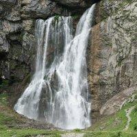 Гегский водопад :: Елена Павлова (Смолова)
