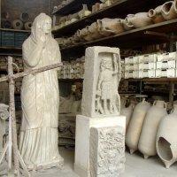 Помпеи, предметы, найденные при раскопках :: Lüdmila Bosova (infra-sound)