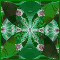 Цветочный орнамент :: Юлия Z