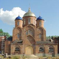 Церковь Введения во Храм Пресвятой Богородицы :: Александр Качалин