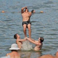 Раз,два,три - прыжок... :: Андрей Куприянов