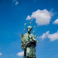 Святой Ян Непомуцкий (1350-1393) :: Александр Максименко