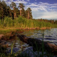Все то же озеро... все тот же берег... :: Pavel Kravchenko